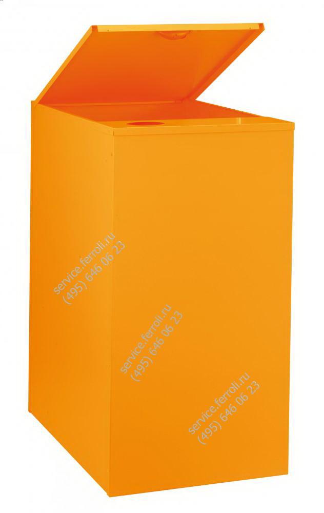 Бункер для пеллет BOX CON.PELLET SMON.195L